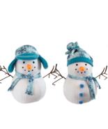 Snowman Sewing Pattern - DIY Christmas Decoration - $6.99
