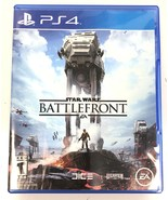 Sony Game Star wars battlefront - $7.99