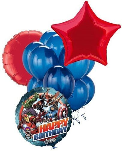 Primary image for Avengers Assemble Marvel Balloon Package