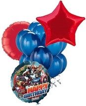 Avengers Assemble Marvel Balloon Package - $8.86