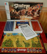 1986 Stratego Board Game Milton Bradley Complete  - $37.22