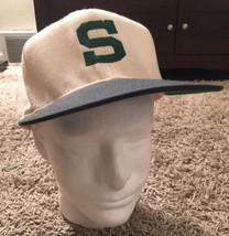 Vintage Michigan State Union Made In USA Baseball Cap, Size 7 1/2 - $26.99