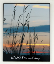 Sunset Inspirational Decorative 16 in x 20 in Wall Hanging Board - $69.99