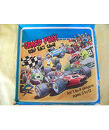 GRAND PRIX ROAD RACE GAME DRAG CARS AUTO RACING NASCAR AUTOMOBILES TOY F... - $5.50