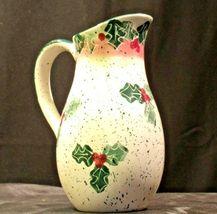 1999 Julie Ueland Enesco Pitcher (Pottery) AA19-2063 Vintage image 4