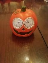 Pumpkin Solar Decor - $18.50