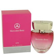 Mercedes Benz Rose By Mercedes Benz Eau De Toilette Spray 2 Oz For Women - $41.98