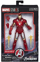 Marvel Legends Cinematic Universe 10th Anniversary Iron Man 6-Inch Actio... - $35.75