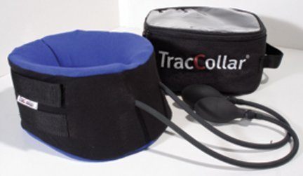 TracCollar Pneumatic Cervical Traction Device (Medium/Large)