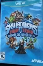 Nintendo Wii U Game skylanders Trap Team - $9.89