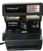 Polaroid One Step Close Up Instant Film Camera UNTESTED - $20.00