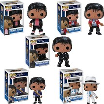 Funko POP Thriller Bad Dangerous MICHAEL JACKSON Vinyl Doll Action Figur... - $25.10