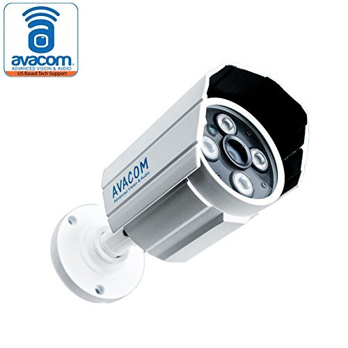 Avacom Outdoor Fhd 1080p Security Camera Ip Poe