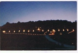 New Hampshire Postcard Enfield Shrine of Our Lady of Salette Pilgrimage ... - $2.84