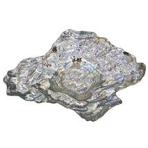 Pearl Silver Large Oyster Bowl - $69.99
