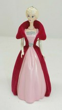 "Hallmark Keepsake 2002 ""Sophisticated Lady"" Barbie Christmas Ornament - $8.90"