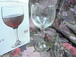 Libbey Claret 10.5 fl. oz. Red Wine Glass Set (4-Pack) New in box - $18.69