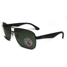 11b46384cf8 Ray-Ban RB3516 Polarized Black Men 45mm Sunglasses ITALY -  135.80