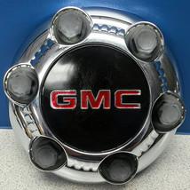 ONE 1999-2014 GMC Sierra 1500 / Savana Van / Yukon 5129 Chrome Wheel Center Cap - $44.99