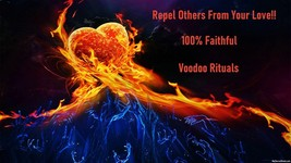 Repel Others From Your Bf Gf Banish Cheating Faithful Spell Love Ritual - $39.00