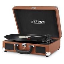Innovative Victrola VSC-550BT-COG Bluetooth Record Player Turntable Cogn... - £45.32 GBP