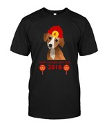 2018 Cute Chinese New Year of the Dog Tee Shirt - $17.99+