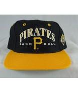 PITTSBURGH PIRATES SNAPBACK BASEBALL CAP Signatures Series Genuine Merch... - $19.78