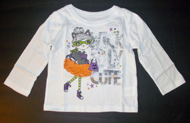 The Childrens Place Infant Girls Wickedly Cute T-Shirt Size 12M-18M NWT - $9.99