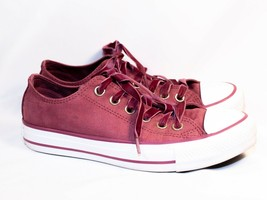 6.5 Women's Converse Chuck Taylor All Star Canvas Low Top Sneakers Vint... - $44.55