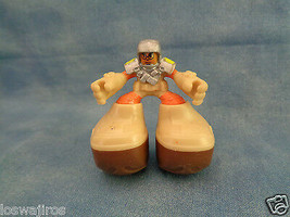 "Mattel Matchbox Big Boots Launch into Action Replacement Figure 2"" - $1.73"