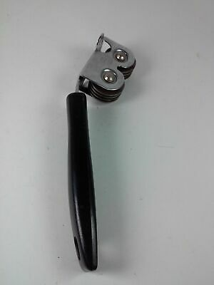 Ekco Chrome Plated Pull Through Knife Sharpener