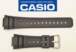 Genuine CASIO WATCH BAND STRAP BLACK GW-5000 RESIN Rubber - $26.95