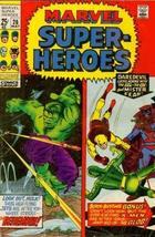 Marvel Super-Heroes #26 [Unknown Binding] [Jan 01, 1970] - $9.80