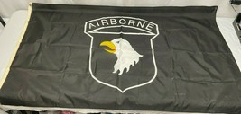 "US Army Airborne Flag 57"" by 35"" - $11.75"