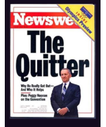 NEWSWEEK MAGAZINE 1993 JULY 27 THE QUITTER Ross Perot '92 Barcelona Olym... - $9.00