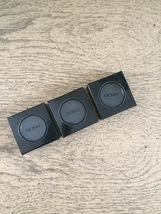 3 x GOSH Mono Eyeshadow  Shade:  #006 Black - NEW in box Lot of 3 - $13.99