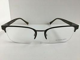 New BURBERRY B1381222 54mm Gray Rx Men's Eyeglasses Frame #4 - $149.99