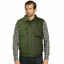 Men's Premium Multi Pocket Zip Up Military Fishing Hunting Utility Tactical Vest image 5