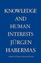 Knowledge & Human Interests [Paperback] Habermas, Juergen and Shapiro, Jeremy J. image 2