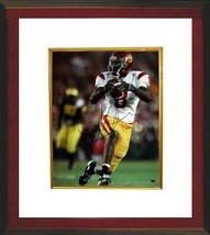 Dwayne Jarrett signed USC Trojans 8x10 Photo Custom Framed- Jarrett Holo... - $74.00