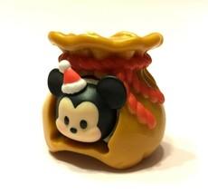 Disney Tsum Tsum Stack Vinyl Advent Santa Sack Mickey FREE SHIP $25 - $6.64