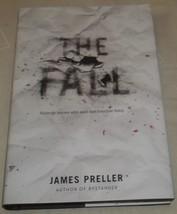 The Fall by James Preller (2015 HC/DJ) 1st Edition, 1st Printing NICE! - $3.99