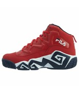 Fila  Men's MB Limited Edition Shoes NEW AUTHENTIC Red/White/Navy 1BM005... - $69.99