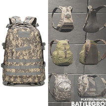 Playerunknown's Battlegrounds Level 3 Backpack knapsack Pack Cosplay Access - $43.99
