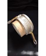 OPW Kamlok Coupler Male Thread Aluminum Alloy 633-B-4 - $39.97