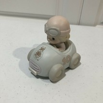 Precious Moment Figurine Ten Years Old Still Going Strong - $7.67