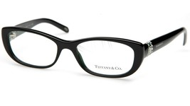 New Tiffany & Co. Tf 2076-B 8001 Black Eyeglasses Frame 51-16-135 B33 Italy - $123.74