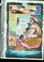 New Titans #110-DC Color Guides Prod. Art - $272.81