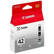 Canon CLI-42GY Gray Ink Cartridge (6390B002) For PIXMA Pro-100 - $29.65