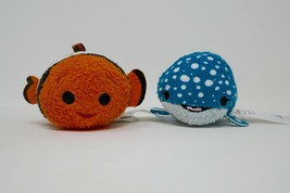 "Disney Store Tsum Tsum 3"" Plush Stuffed Animal - Destiny Nemo - $9.49"